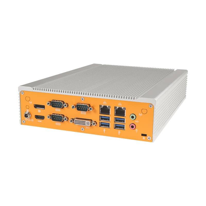 AS-BOX 45050 - Industrie PC für Dauereinsatz